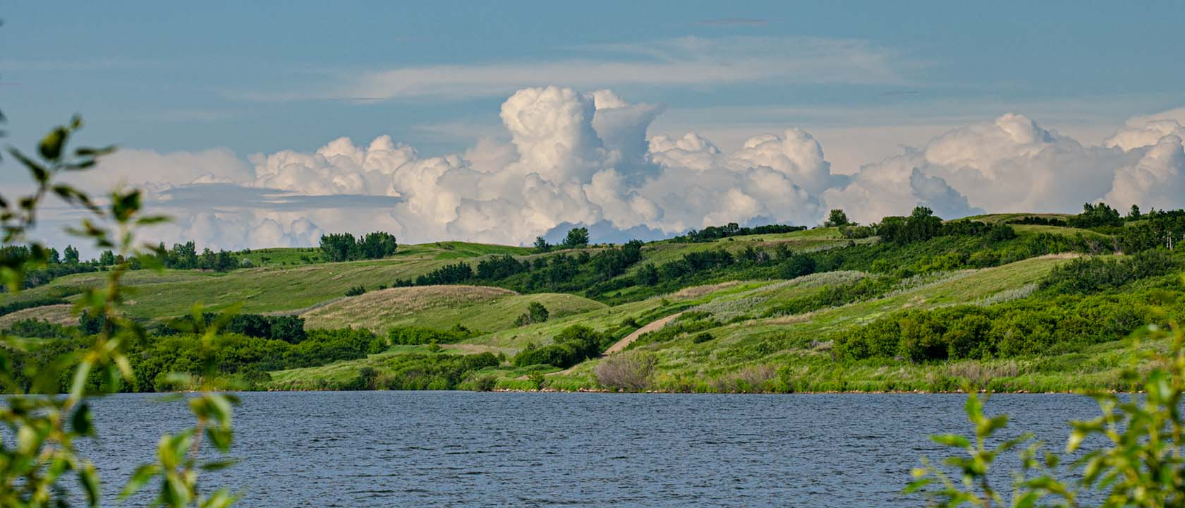 South End of Blackstrap Lake